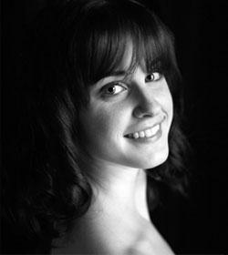Erin Brennan, Student, Canada's Royal Winnepeg Ballet School