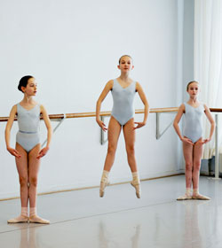 A Day in the Life at the National Ballet Academy, Amsterdam