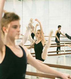 A Day in the Life at the Royal Danish Ballet School