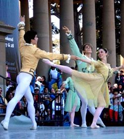 Jordan, Student, San Francisco Ballet School