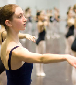 Royal Winnipeg Ballet School