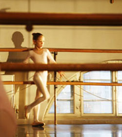 Summer at the Royal Danish Ballet School