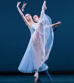 The Royal Ballet School, London
